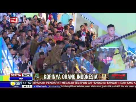 Jokowi Sebut Peserta Tax Amnesty Di Kalimantan Masih Rendah