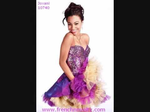 Short Prom Dresses 2010 - YouTube