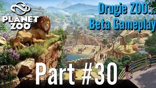 Beta GamePlay - Planet ZOO (Drugie Zoo...) Part #30