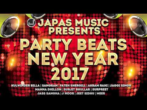 New Year Party beats 2017 | Celebration Punjabi Songs  | Japas Music