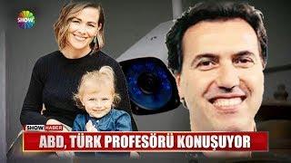ABD, Türk profesörü konuşuyor