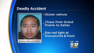 Suspected Car Thief Charged With Murder After Crash