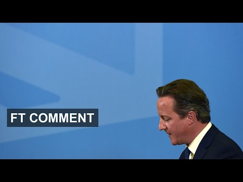 Cameron's challenge on Brexit timetable | FT Comment