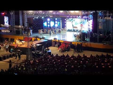 Nepal idol grand finale Teriya magar Rocking performance Doha Qatar
