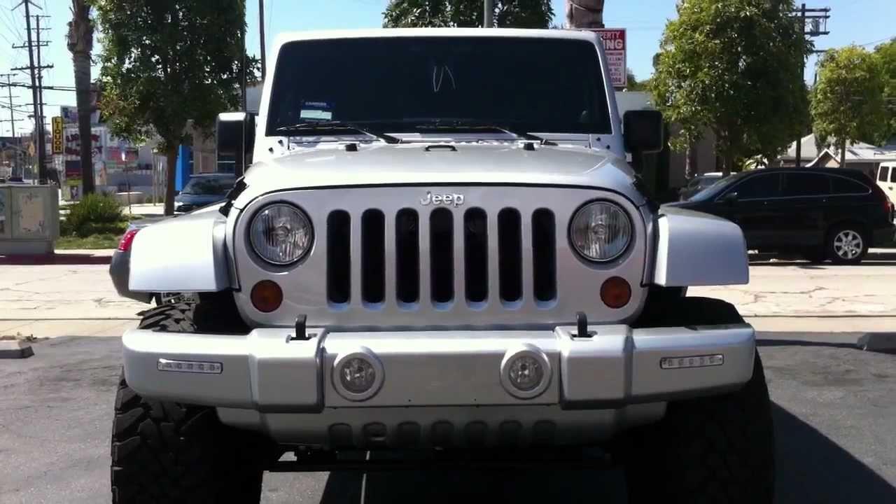 Jeep Wrangler Paint >> 2011 Jeep Wrangler Custom Paint Al Ed S Marina Youtube