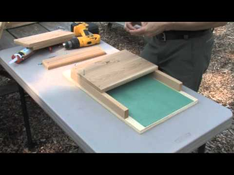 how to make a bat house free plans
