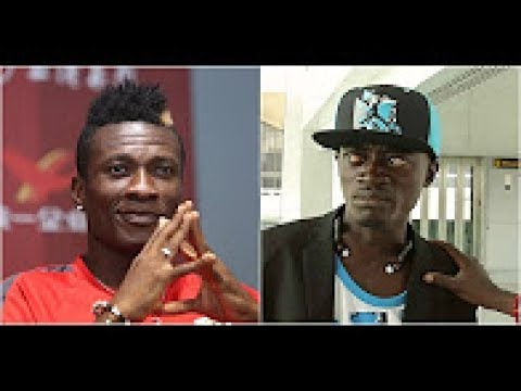 Kojo Nkansah Lil Win Funny Interview on Joy FM Featuring Asamoah Gyan