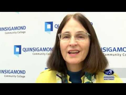 Quinsigamond Community College Grant Money - January 15th, 2019