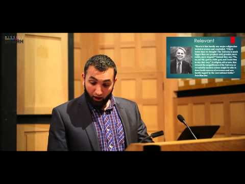 Why Islam - Cambridge - Subboor Ahmad