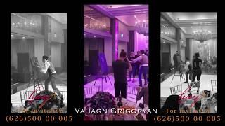 VAHAGN GRIGORYAN NKAR HAY EVENT USA