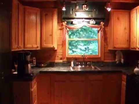 New Hampshire Log Home for Sale