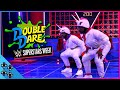 THE NEW DAY take over DOUBLE DARE on NICKELODEON for WWE SUPERSTARS WEEK!