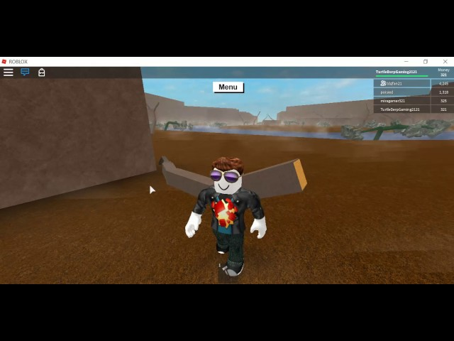 Roblox lumber tycoon getting the wood part 2