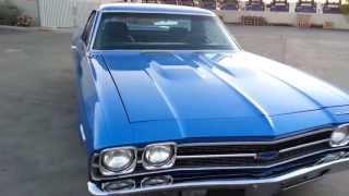 1969 El Camino Ls1 6 Speed