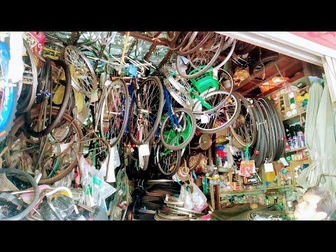 ร้านจักรยานในตำนาน ชัยวัฒน์จักรยาน เชียงกงจักรยาน อะไหล่ ราคาถูก ยืนยาวถึง 40 ปี ซอยวัดแค นางเลิ้ง