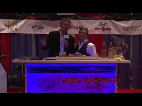 1 800 BARTEND on Hotmixology