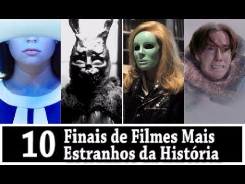 10 FINAIS DE FILMES MAIS ESTRANHOS DA HISTÓRIA