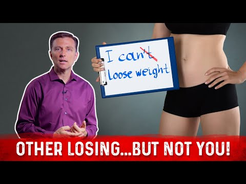 Other People Losing Weight...But Not You!