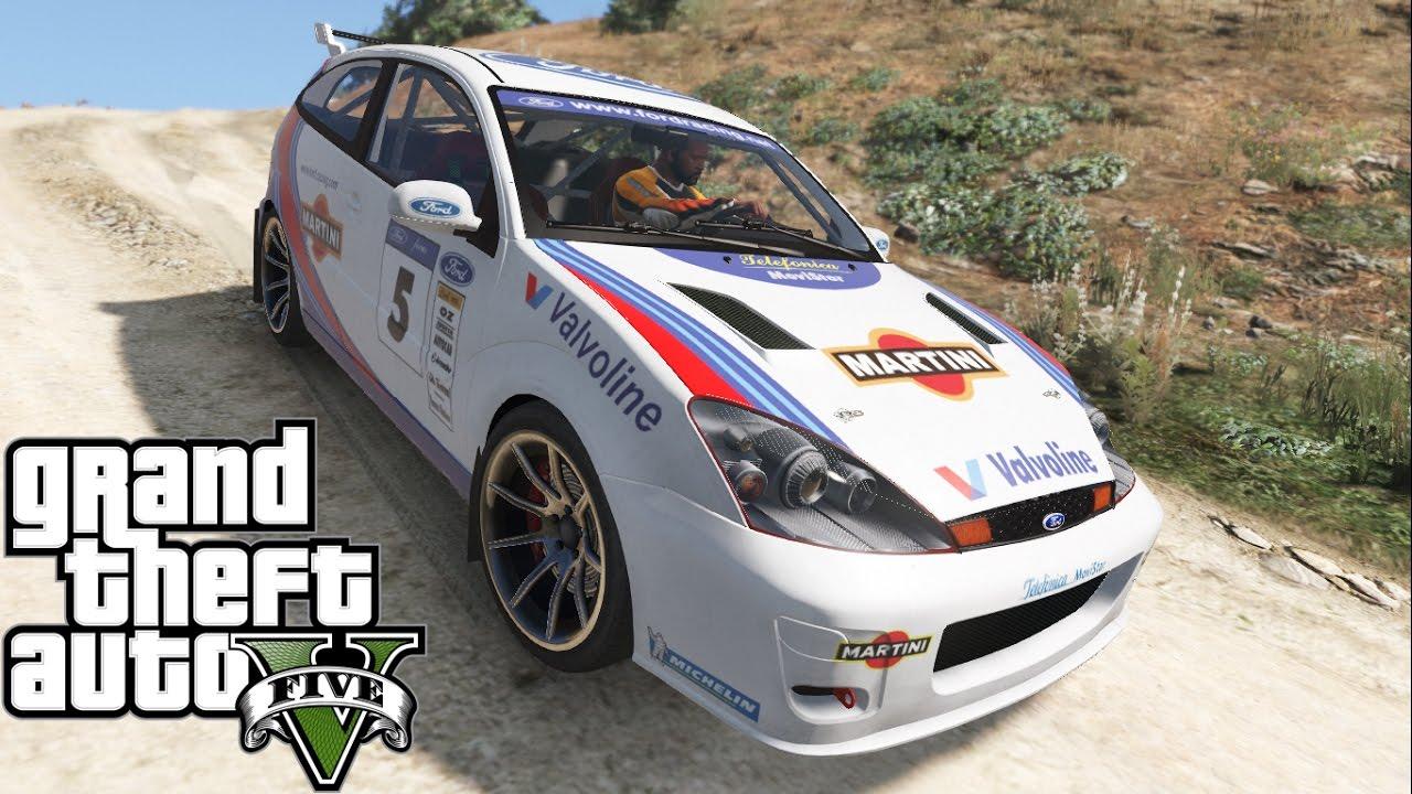 GTA 5 - Ford Focus Svt Rally 2003 [Created GtaGam3r] & GTA 5 - Ford Focus Svt Rally 2003 [Created GtaGam3r] - YouTube markmcfarlin.com
