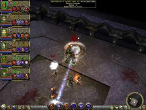 Random Video Games - Episode 1 - Dungeon Siege II [Part 1] |