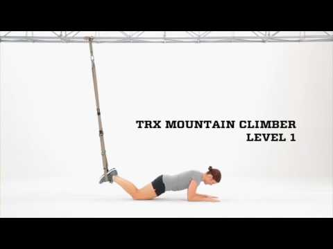TRX Mountain Climber Level 1