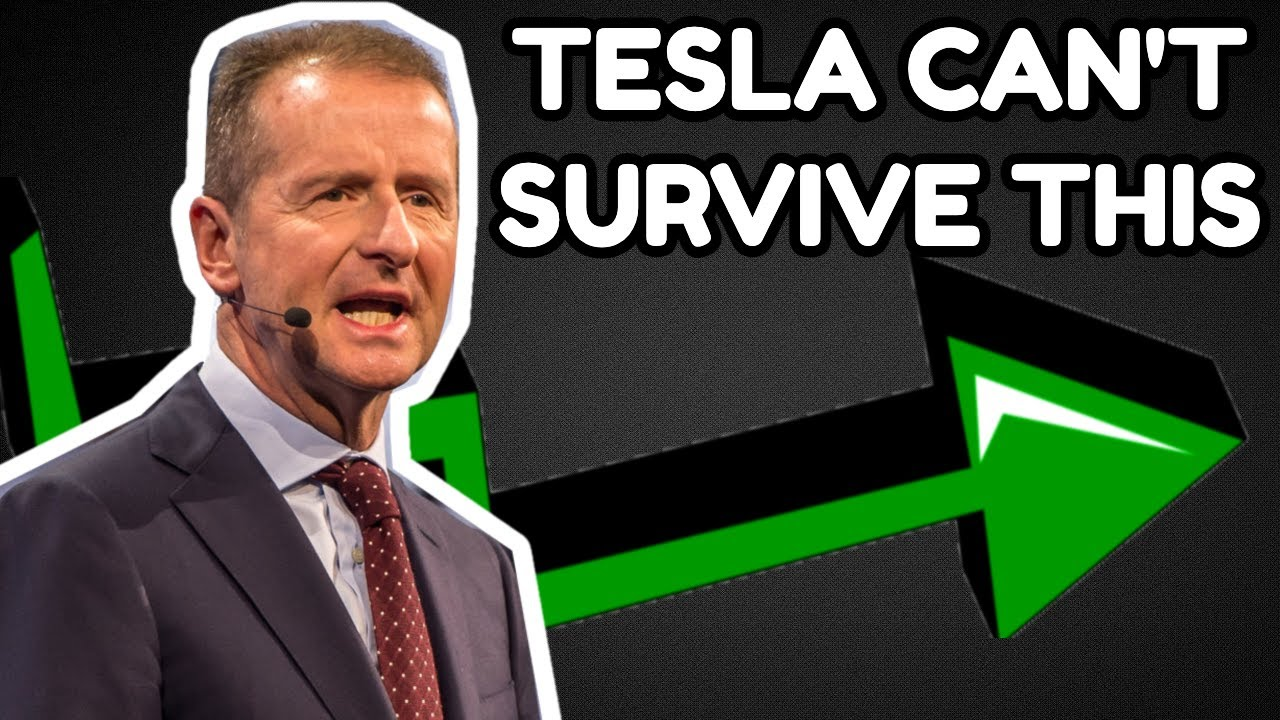 Tesla Stock and Volkswagen Should Get Boosted by This Electric ...