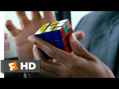 The Pursuit of Happyness 38 Movie CLIP  Rubiks Cube 2006 HD