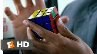 The Pursuit of Happyness (3/8) Movie CLIP - Rubik's Cube (2006) HD