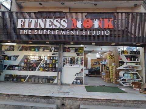 100% Genuine Supplement Store | Delhi | Fitness Monk