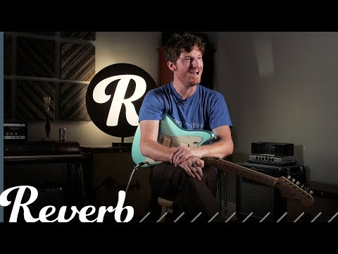 Nick Reinhart's First Pedal: The DOD DFX9 Digital Delay | Reverb Interview