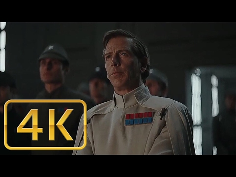 The Death Star Blows Up Jedha- Star Wars Rogue One - (4K Ultra HD)