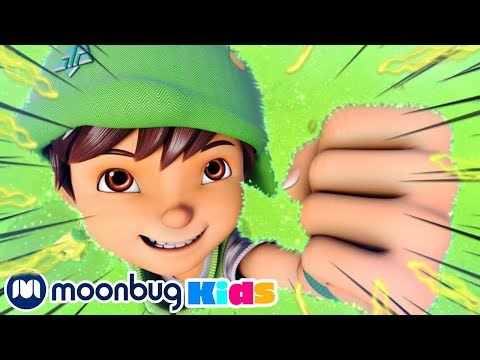 BoBoiBoy  - BoBoiBoy Leaf VS The Pirates | Cartoons | Kids Videos | Full English Episodes