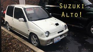 Suzuki Alto In Illinois!