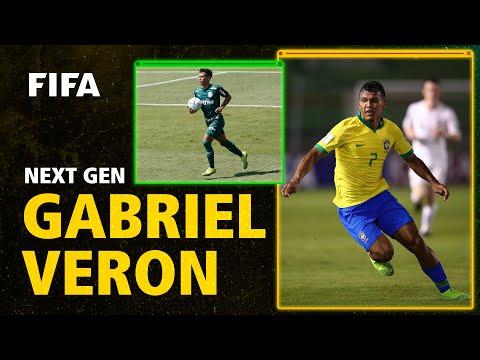 Gabriel Veron: Brazil's future star?