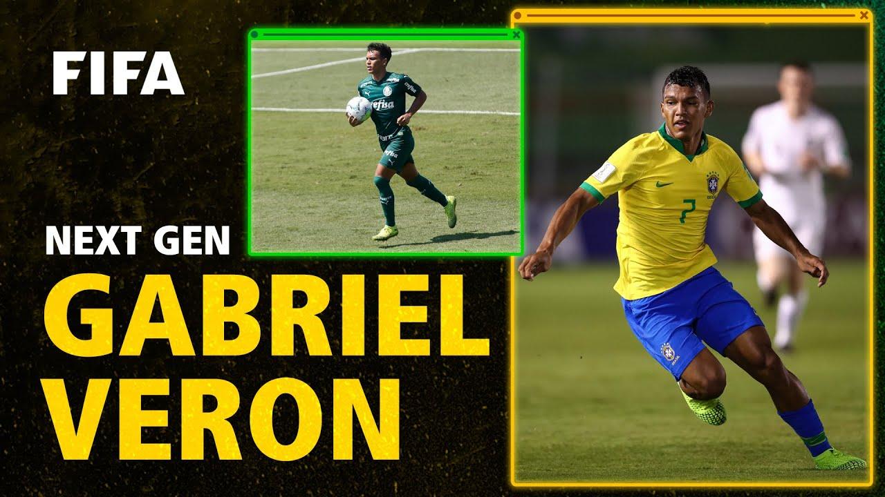 Download Gabriel Veron: Brazil's future star?