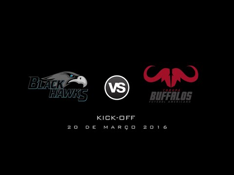#2016 - Gaspar Black Hawks vs Corupa Buffalos