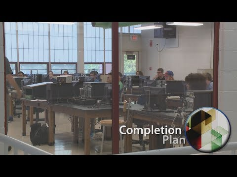 Lakeland's First Year Experience - The Completion Plan Overview