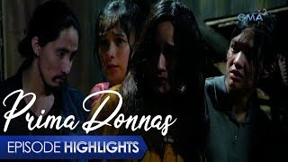 Prima Donnas: Kendra kidnaps the three Donnas | Episode 69