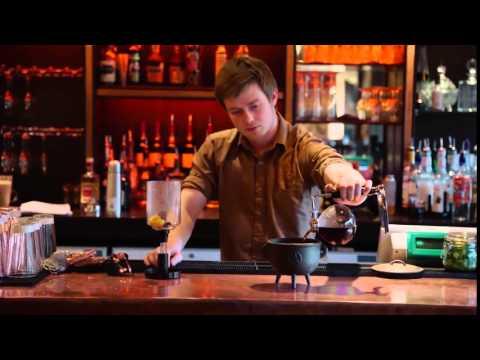 Cocktail magic at Aluna in Birmingham
