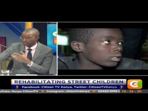 Citizen Extra : Rehabilitating street children in Nairobi