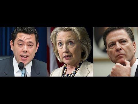Jason Chaffetz Dismantles FBI Director James Comey Over Hillary Clinton's Lies