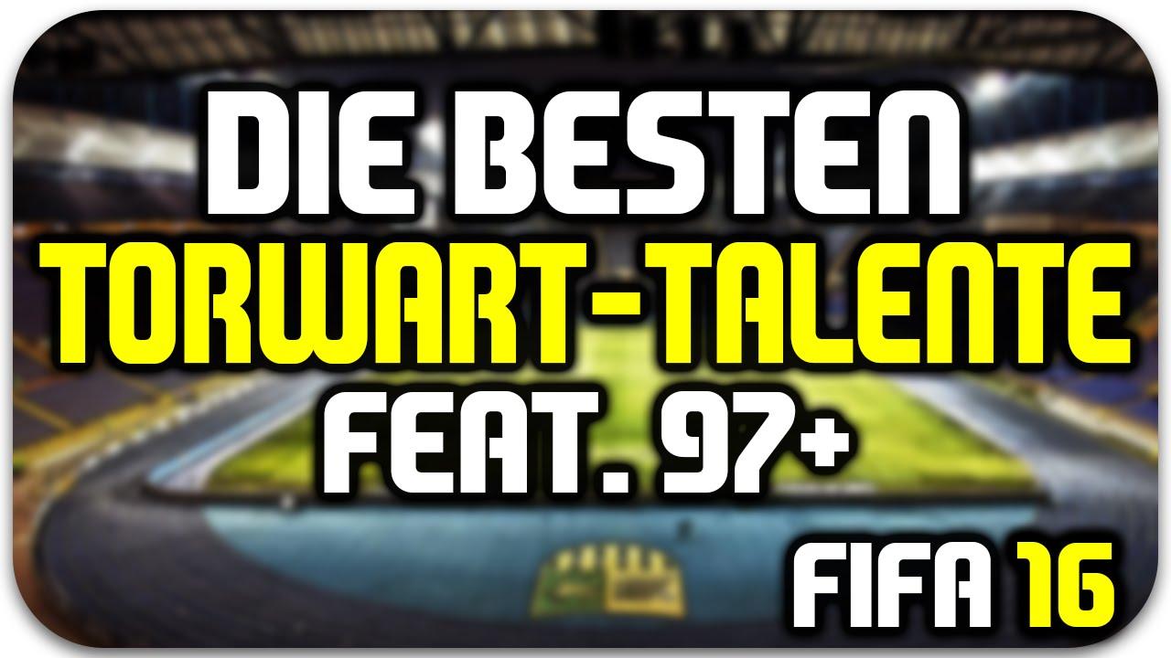 Fifa 16 Beste Torwart Talente Feat 97 Potenzial
