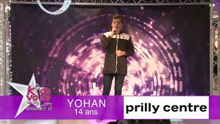 Yohan - Kids Voice Tour  2018- Prilly Centre , Prilly