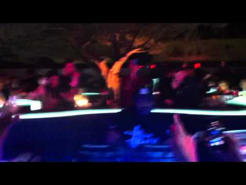 DJ Marky & Friends Ambra Night - Sun And Bass 2014 1/5