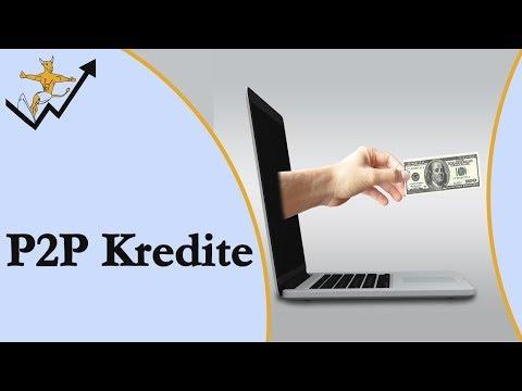 P2P Kredite | Erklärung