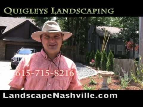 Front Yard Landscaping Renovation Project in Nashville Tn Modern new Fresh