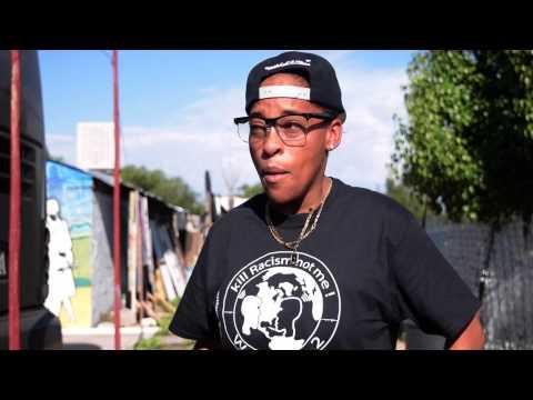 Jasmine Richards' Message to the Youth BlackLivesMatter