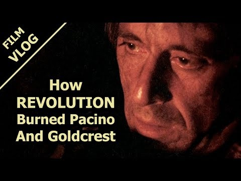 How Revolution (1985) Burned Al Pacino And Goldcrest