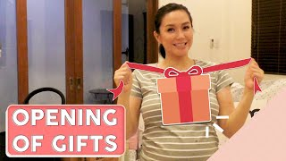 OPENING OF GIFTS [Baby Shower]