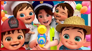 Sick Song ???? Sick Mommy Song , Yes Yes Help Mom Song + The BEST SONGS For Children - Banana Cartoon